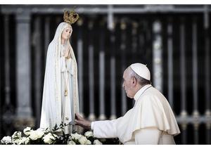 Homília Sv. Otca vo Fatime