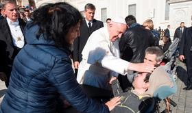 Posolstvo Svätého Otca Františka k 1. svetovému dňu chudobných