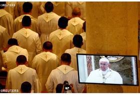 Le Pape François au clergé philippin : « Faites-vous pauvres parmi les pauvres »