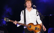 Un concierto de Paul McCartney