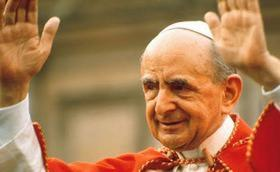 Béatification du Pape Paul VI