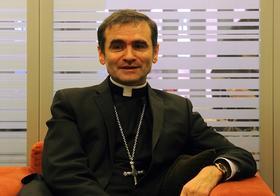 """""""Los católicos estonios tienen un sentido muy fuerte de lo sagrado"""""""