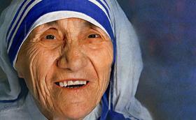 德蘭修女以全人類為一家