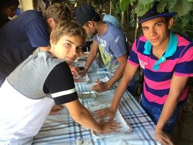 Camp social 2016 du club Altaquota