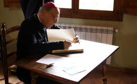 Brief van de prelaat (februari 2016)