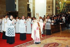 Homilie zur Priesterweihe am 9. Mai 2015