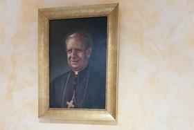 """Intitolata al Beato Álvaro la sala convegni della Residenza dei Marsi """"San Bartolomeo"""""""