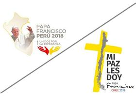 Viagem do Papa ao Chile e Peru