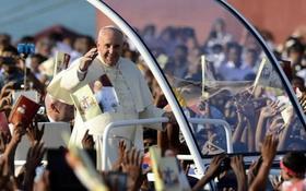 En la canonización de José Vaz, el Apóstol de Sri Lanka