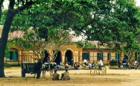 Werk in Zambia
