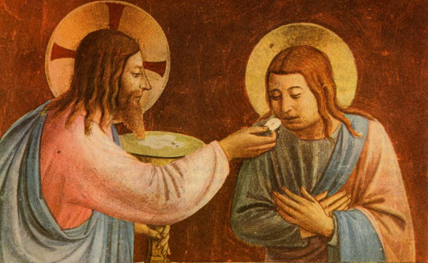 Topic 21: The Eucharist (III)