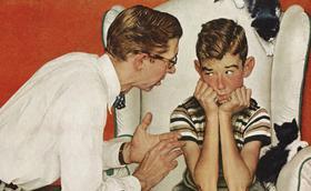 Tema 33. El cuarto mandamiento del Decálogo: honrar padre y madre