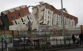 Opus Dei's Prælat overfor jordskælvet i Chile
