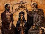5. glorreiches Geheimnis. Die Krönung Mariens
