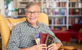 """Ulf Ekman, sueco: """"El Papa nos ayudará a acercarnos mutuamente con humildad"""""""