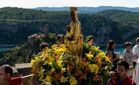 Octubre, mes dedicado al Rosario