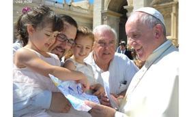 教宗方济各:家庭——祈祷