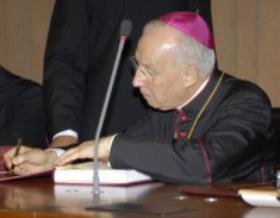 「歐華路主教,一位深懷信德、赤膽忠心的誠信之人」