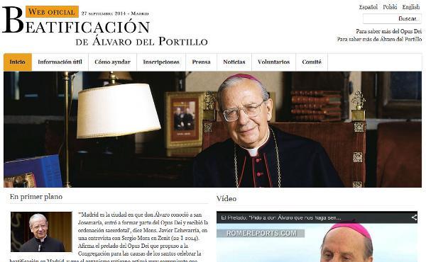Información útil sobre la beatificación