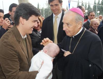 Laste õnnistamine Cordobas