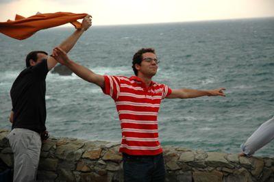 A los castellanos nos encanta el mar