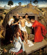 Vida de Maria (XVI). Sepultura de Crist