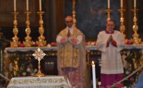 Homilía del Cardenal Santos Abril y Castelló (30 de septiembre)