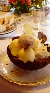Los días de fiesta -un cumpleaños, por ejemplo- también se celebran en la mesa con una comida un poco más especial.