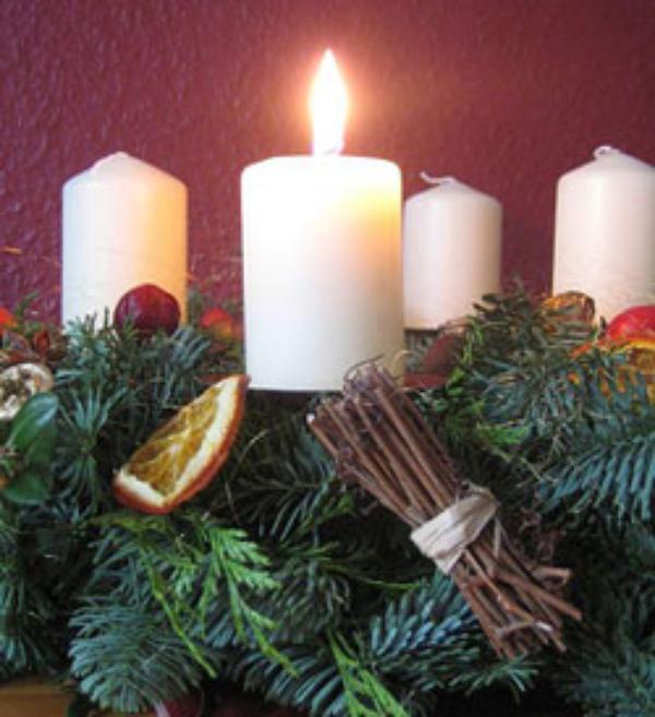 Advent - eine starke liturgische Zeit