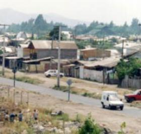 Föräldrautbildning, där Chile är som fattigast