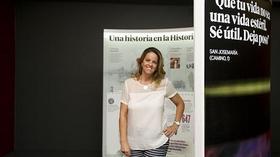 «La exposición sobre Álvaro del Portillo demuestra que la santidad puede ser muy atractiva»