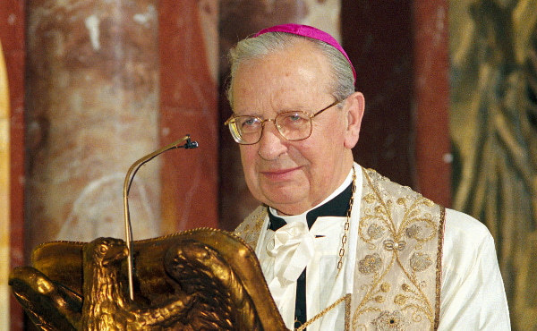 Béatification de Mgr Alvaro del Portillo