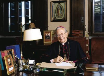 Mons. Álvaro del Portillo.