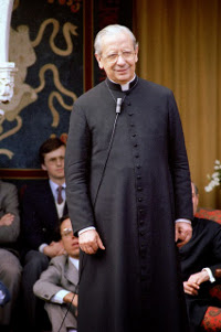 Bishop Alvaro del Portillo.