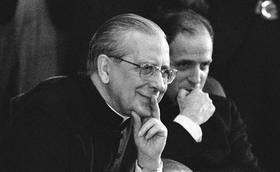 Dossier über Bischof Alvaro del Portillo