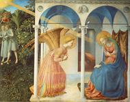 Život Panny Marie (V): Zvěstování Panny Marie