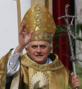 教皇ベネディクト16世の就任ミサ説教