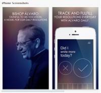 Alvaro Daily smartphone app