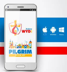 Acompanhe a Jornada Mundial da Juventude 2016 no telemóvel
