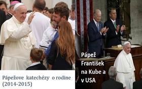 Elektronické knihy z audiencií Pápeža Františka