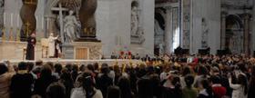 """Benedikt XVI. mládeži: """"Byť priateľmi Krista si vyžaduje silu ísť proti prúdu"""""""