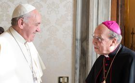 František nám dává radostné poslání