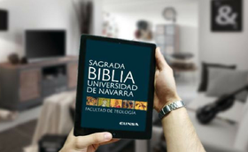 """La Biblia del siglo XXI para tablet o smartphone"""