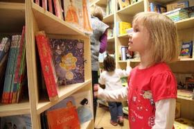 Dziecko też potrzebuje książki