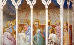 TEMA 12. Verujem v Svetega Duha. Verujem v sveto katoliško Cerkev