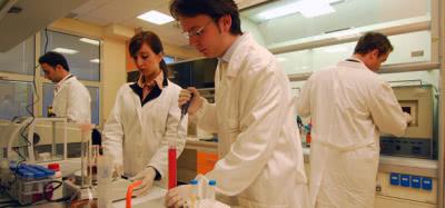 Plus de 1000 élèves étudient l'un des 5 cursus de santé enseignés au Campus Biomédico.