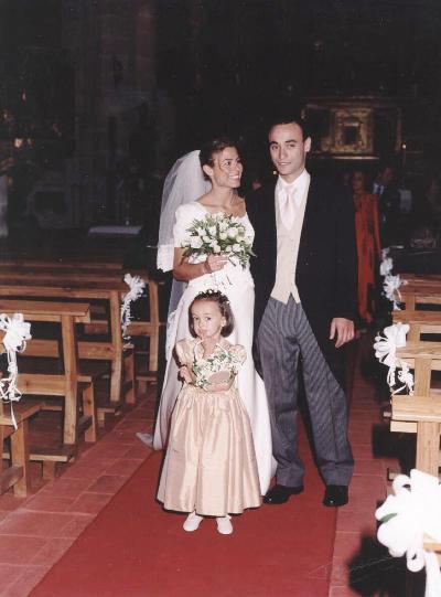 Boda de Álvaro y María.