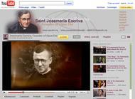 Pyhä Josemaría YouTubessa