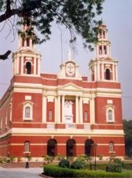 Catedral de Nova Délhi (Índia).