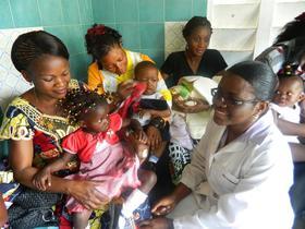 Au service des Congolais